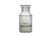 ZJ11 high efficiency water purifying agent